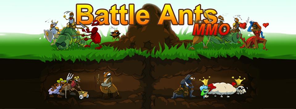 Battle Ants MMO
